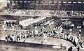 Les 45 portes-drapeau à la cérémonie d'ouverture des JO 1924 (Géo André au centre).jpg