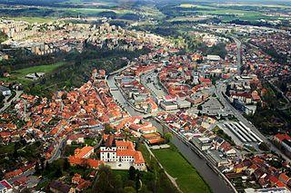 Třebíč Town in Vysočina, Czech Republic
