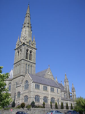 Cathedral of St. Eunan and St. Columba - Image: Letterkenny Cathedral