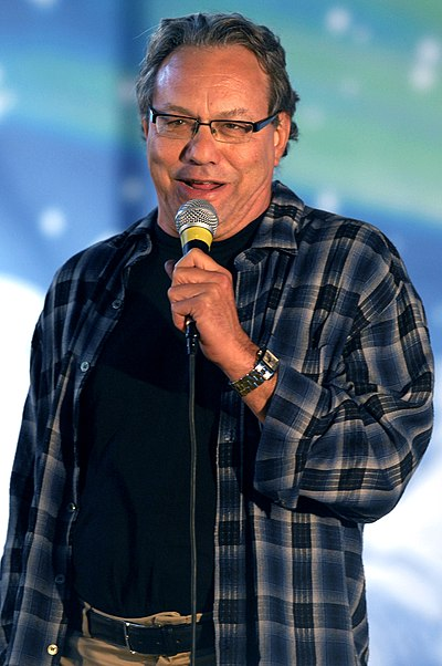 Picture of a band or musician: Lewis Black