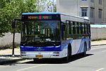 Lhasa Bus 8 - Golden Dragon - XML6125J18C - ZangDa Road(East) (14298540735).jpg