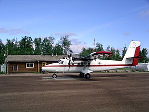 Fort Liard Airport - Fort Liard Terminal building