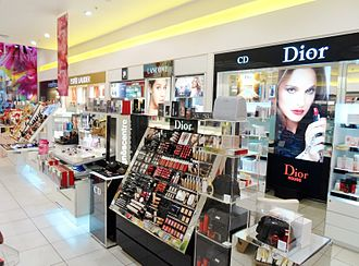 Parfums Christian Dior - Dior and other prestige cosmetics at Life Pharmacy at Westfield Albany on the North Shore of Auckland, New Zealand