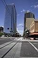 Light Rail View, Copper Square, Phoenix, Arizona - panoramio (2).jpg