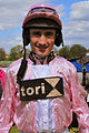 Light The Worlds jockey (7211622840).jpg