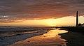 Lighthouse Maspalomas Sunset (2292451850).jpg