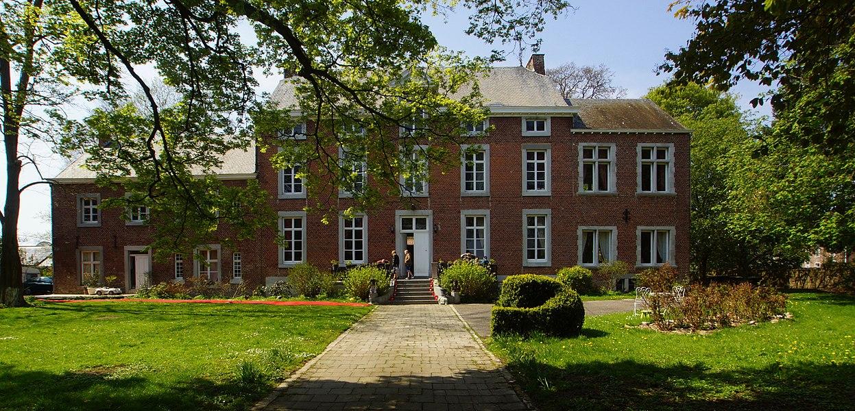 Geer (Ligney),  Belgium: De l'Enclos Castle