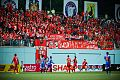 LionsXII supporters watching their team play a home game against PKNS FC - 2013.jpg