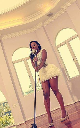 Miss Guyana - Miss World Guyana 2015