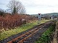 Llanbadarn Station, Vale of Rheidol Railway - geograph.org.uk - 659235.jpg