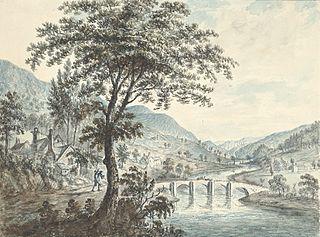 Llansanfraid Bridge, Glyndwrdwy