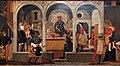 Lo scheggia, storie di traiano e la vedova, 1430-40 ca. 03.jpg