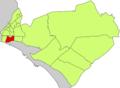 Localització del Polígon de Llevant respecte del Districte de Llevant.png