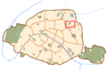 Locator map of Parc des Buttes-Chaumont Paris.png