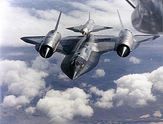Lockheed D-21 - M-21 carrying D-21 in flight