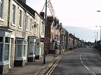 Loftus, North Yorkshire - Image: Loftus