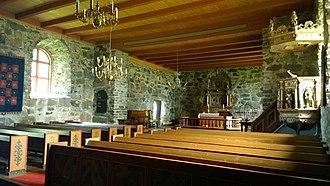 Logtun Church - Image: Logtun Church