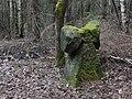 Lohmen (Liebethaler Wäldchen) Antoniuskreuz (02).JPG