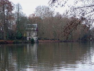 Loiret (river) - The Loiret near Olivet, south of Orléans