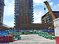 London-Woolwich, Royal Arsenal, Cannon Square - Crossrail Station 23.jpg