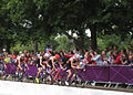 London 2012 Olympic Men's Triathlon- Bike (7735076212).jpg