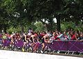 London 2012 Olympic Men's Triathlon- Bike (7735076212).jpg