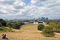 London skylines from Wolfe statue near Greenwich Observatory.jpg