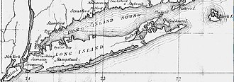 Christopher Holder - The Woodhouse sailed through Long Island Sound in late May 1657, landing on the first day of June.