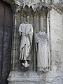 Longpont-sur-Orge (91) Basilique Portail occidental 09.JPG
