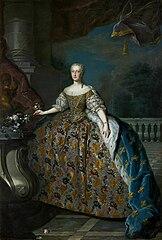 Portret Marii Teresy Rafaeli Hiszpańskiej