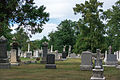 Looking NW across section O - Glenwood Cemetery - 2014-09-14.jpg