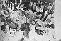 Looting of Deg, Darghah Khawaja Saheb Ajmer. Date-29th October 1977.jpg