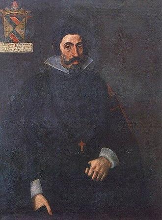 Battle of Matapan - Admiral Lopo Furtado de Mendonça, commander of the Nossa Senhora da Conceição