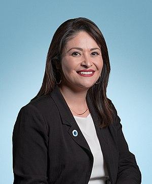 Lorena González - Lorena González in 2016