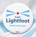 Lori Lightfoot for Chicago button (43406985795).jpg