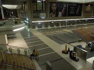 Los Angeles International Airport - Empty International Terminal 2.JPG