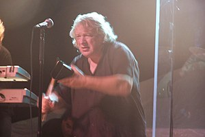Lou Gramm today.