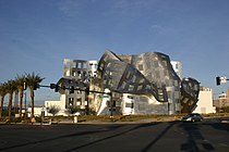 Lou Ruvo Center - South West Corner - 2010-12-10.JPG