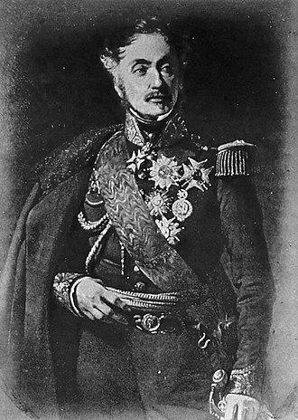 Louis Marie Baptiste Atthalin - Louis Atthalin