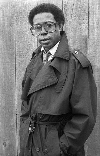 Louis Hayes - Lous Hayes in 1986