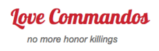 Love Commandos logo