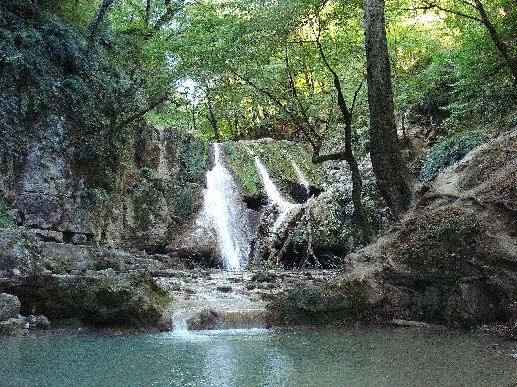 فهرست آبشارهای ایران