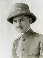 Lowell Thomas w Arabii, 1918
