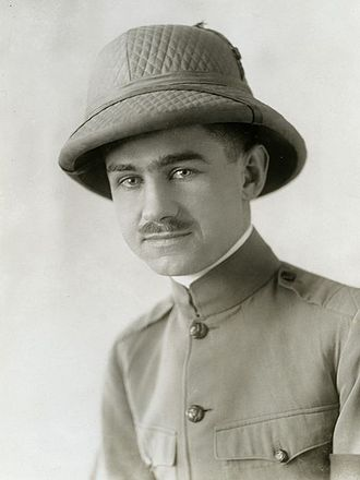 Lowell Thomas - Lowell Thomas in Arabia 1918