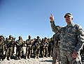 Lt. Gen. Caldwell briefs Afghan National Army (ANA) soldiers at an ANA camp (4250747745).jpg