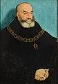 Lucas Cranach d.Ä. - Bildnis Georgs des Bärtigen, Herzog von Sachsen (Museum der bildenden Künste).jpg