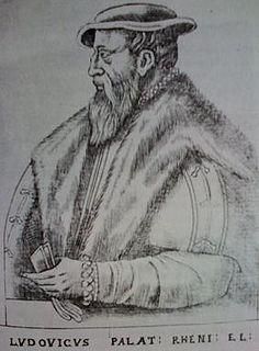 Louis VI, Elector Palatine Elector Palatine