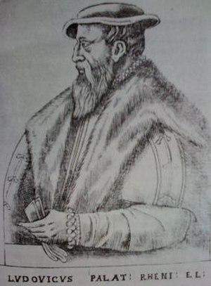 Louis VI, Elector Palatine - Louis VI, Elector Palatine
