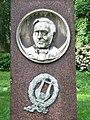 Ludwig Erk 1807 1883 tombstone medallions.jpg