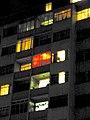 Luz vermelha1, Centro BH - panoramio.jpg